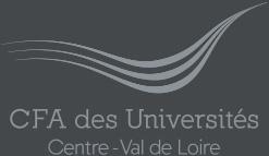 CFA des Universités Centre - Val de Loire