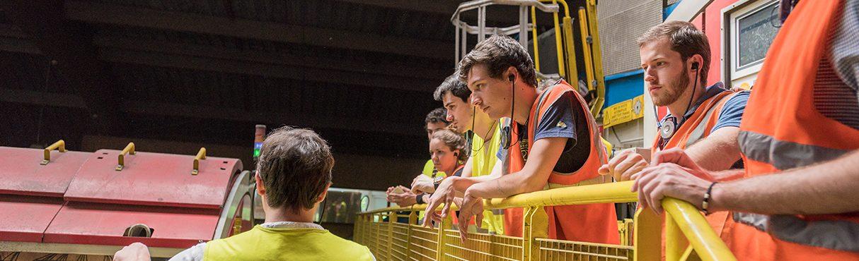 Apprentis au CFA des Universités Centre-Val de Loire